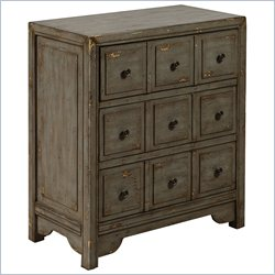 PRI Accent Chest in Charcoal