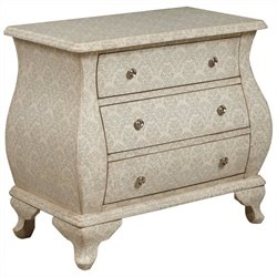 PRI Accent Bombay Chest in Cream