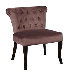 PRI Accent Chair Brown
