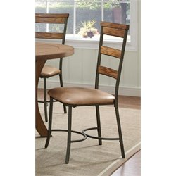 Bernards Avery Wood Dining Chair