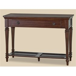 Bernards Driftwood Console Table
