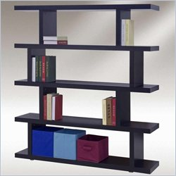 Bernards Wall Unit In Black