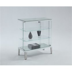 Chintaly Clear Glass Curio