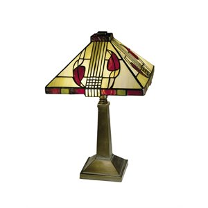 Dale Tiffany Henderson Table Lamp