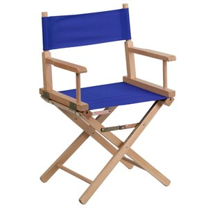 Directors Chair in Blue