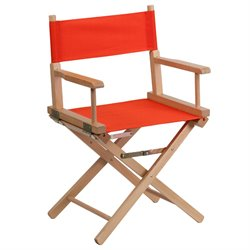 Directors Chair in Red
