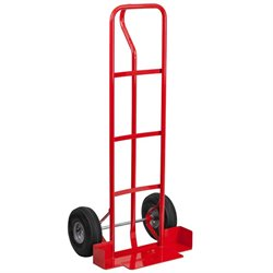 Stacking Chair Dolly in Red