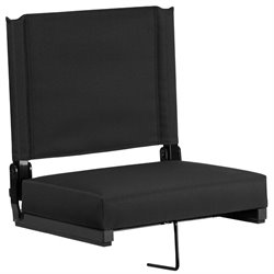 Stadium Chair in Black