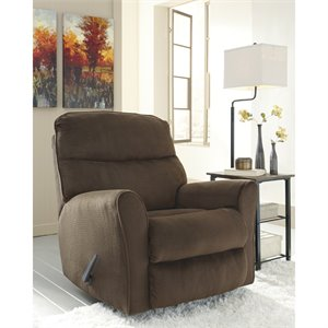 Flash Furniture Fabric Rocker Recliner