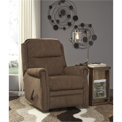 Flash Furniture Fabric Rocker Recliner-A