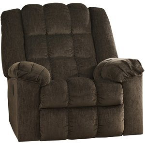 Flash Furniture Twill Power Rocker Recliner