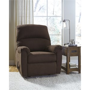 Flash Furniture Fabric Wall Hugger Recliner-C
