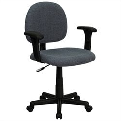 Ergonomic Office Chair in Gray