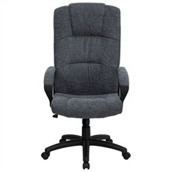 Flash Furniture High Back Office Chair in Gray