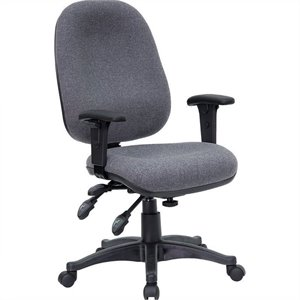 Multi Functional Computer Office Chair in Gray