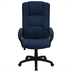 High Back Office Chair in Navy