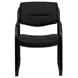 Executive Side Guest Chair in Black
