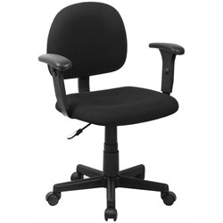Ergonomic Office Chair in Black