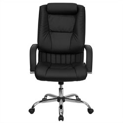 Flash Furniture Executive Office Chair in Black