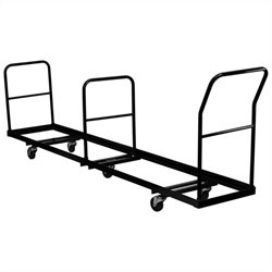 Flash Furniture Vertical Storage Folding Chair Dolly