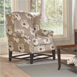 Largo Furniture Brooke Accent Chair in Camel