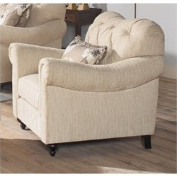 Largo Furniture Brooke Chair in Camel