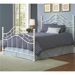 Largo Furniture Heartland Bed in Cream - Twin