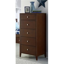 NE Kids Pulse 5 Drawer Lingerie Chest-MER-1211-113