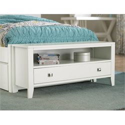 NE Kids Pulse 1 Drawer Bedroom Bench-MER-1211-116