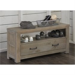 NE Kids Highlands Bedroom Bench