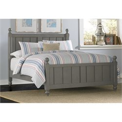 NE Kids Lake House Kennedy Panel Bed