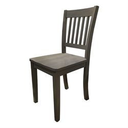 NE Kids Lake House Chair in Stone
