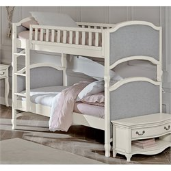 NE Kids Kensington Victoria Twin over Twin Bunk Bed