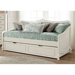 NE Kids Kensington Elizabeth Daybed in Antique White
