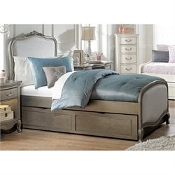 NE Kids Kensington Katherine Upholstered Bed with Trundle 1