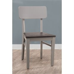 NE Kids East End Chair in Gray
