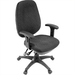 Regency Precision Task Chair in Black