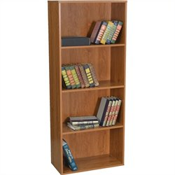 Regency Rta Bookcase in Warm Cherry