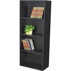 Regency Rta Bookcase in Ebony