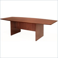 Sandia Boat Shape Conference Table in Cherry