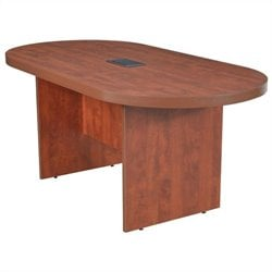 Regency Legacy Racetrack Conference Table in Cherry