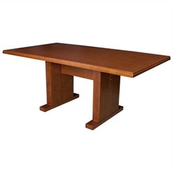 Regency Belcino Rectangular Table in Cherry - 60 inch