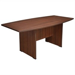 Regency Sandia Boat Shaped Table in Java - 71 inch