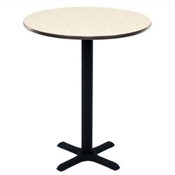 Regency Round Cafe Table in Maple - 30 inch