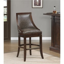 American Heritage Galileo Bar Stool in Navajo - 26 Inches