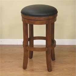 American Heritage Winston Bar Stool in Amaretto - 26 Inches