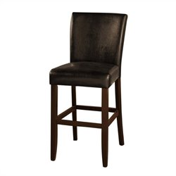 American Heritage Adrianna Bar Stool in Brown