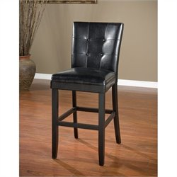 American Heritage Apollo Bar Stool in Black