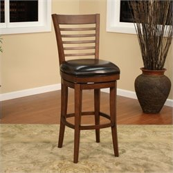 American Heritage Baxter Bar Stool in Mocha