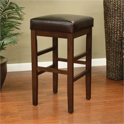 American Heritage Empire Bar Stool in Sierra - 26 Inch
